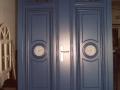 Meranti voordeur