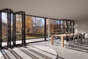 Harmonicadeuren kozijnen en zonwering hastbo - Winkel raam keuken ...