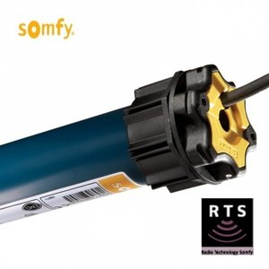 Somfy Orea RTS motor incl. Telis 1 kanaals afstandbediening